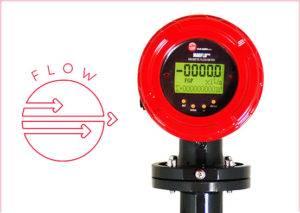 FLO-CORP MAGFLO™ MAGNETICFLOW METER