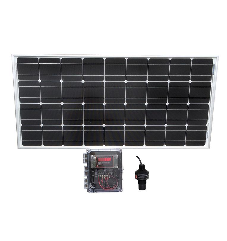 FLO-CORP ACCUSOLAR SOLAR POWERED LEVEL MONITORING SYSTEM