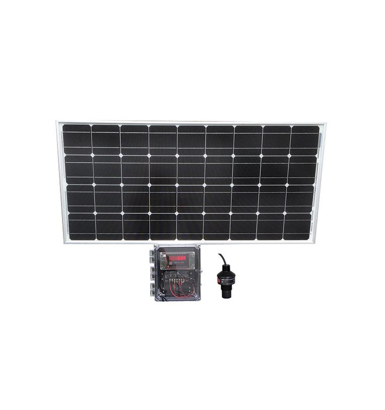 Solar Powered Level Monitoring System