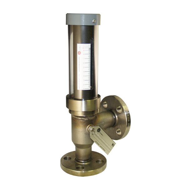 MEMFlo MFAM All Metal Flow Meter