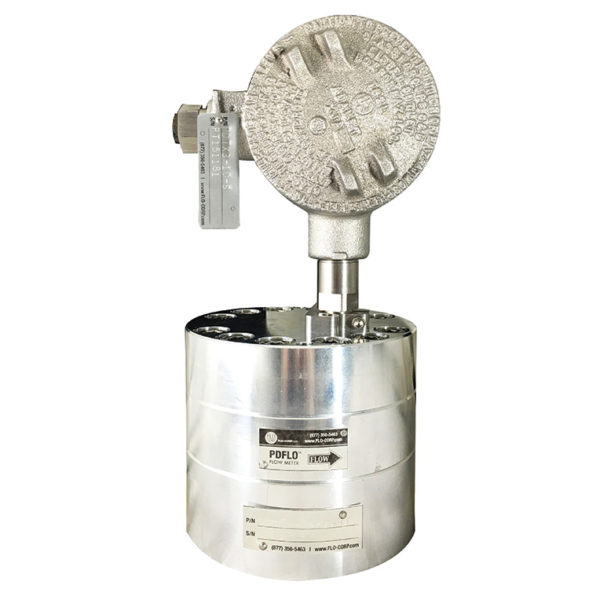 FLO-CORP PDFLO PDTX3 THREE-WIRE FLOW TRANSMITTER/MONITOR