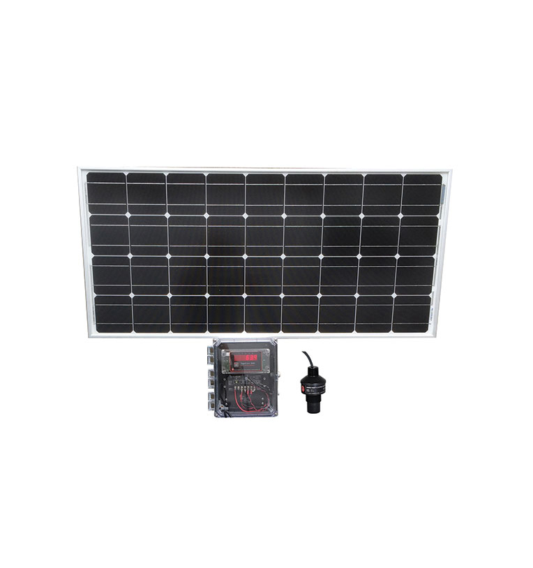 Solar Powered Level Monitoring System
