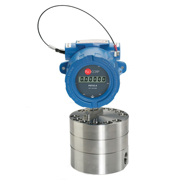 FLO-CORP PDFLO PDTX2 Two-Wire Flow Transmission/Monitor