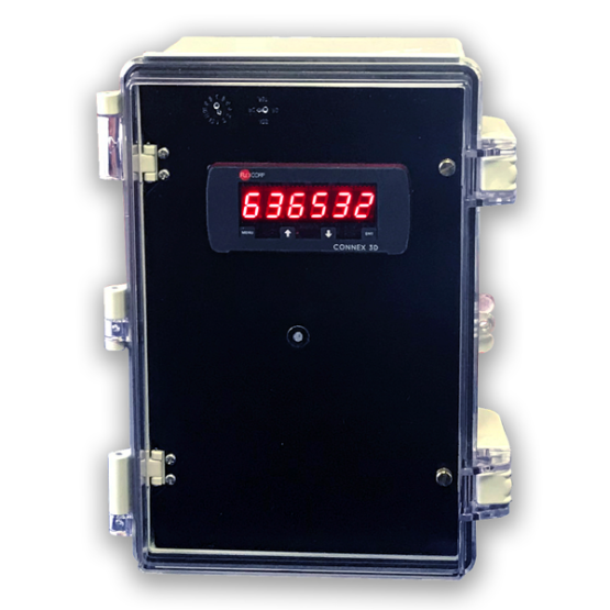 CONNEX 3D Flexible Process Meter