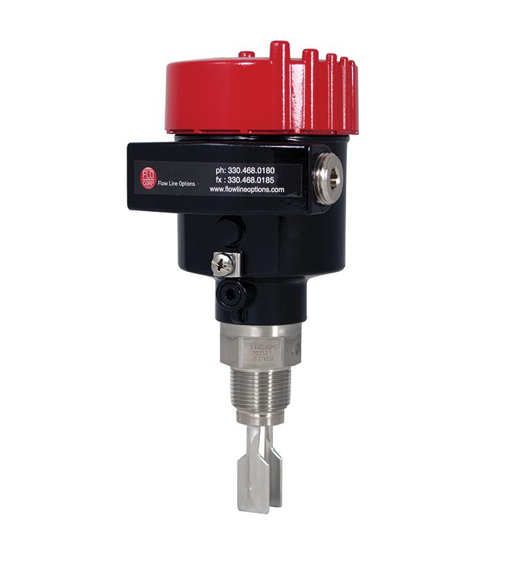 FLO-CORP VIBEX PLUS LSVP Vibrating Level Switch