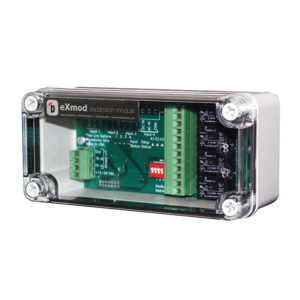 FLO-CORP EXMOD DXM1 Relay Expansion Module Monitor