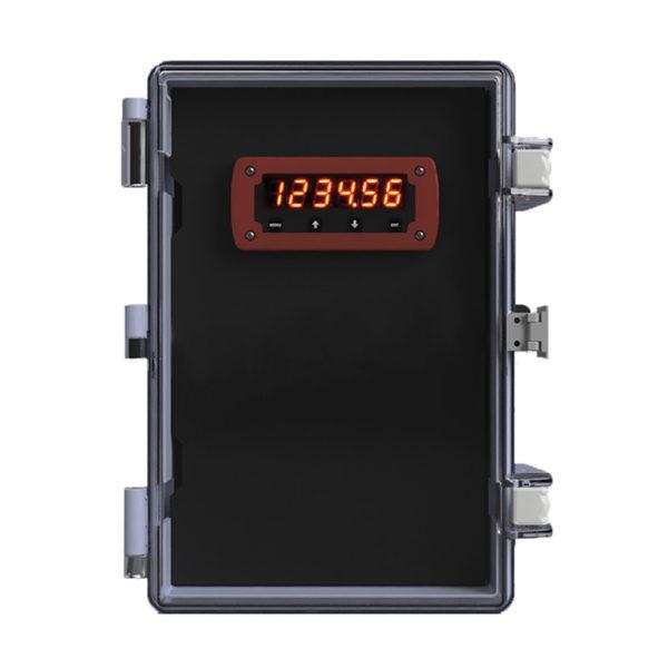 FLO-CORP Connex CD3D Flexible Process Meter Monitor