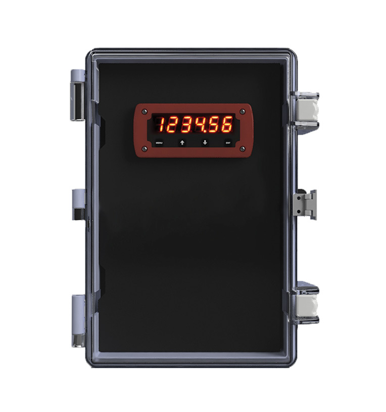 FLO-CORP Connex CD3D Flexible Process Meter Monitor