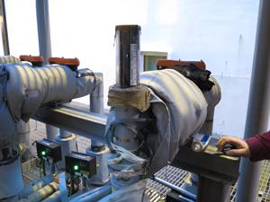 Volumetric Flow Meter Application