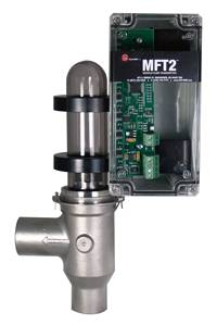 Variable Area flow meter with Transmitter