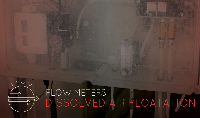 Dissolved Air Floatation DAF Photo