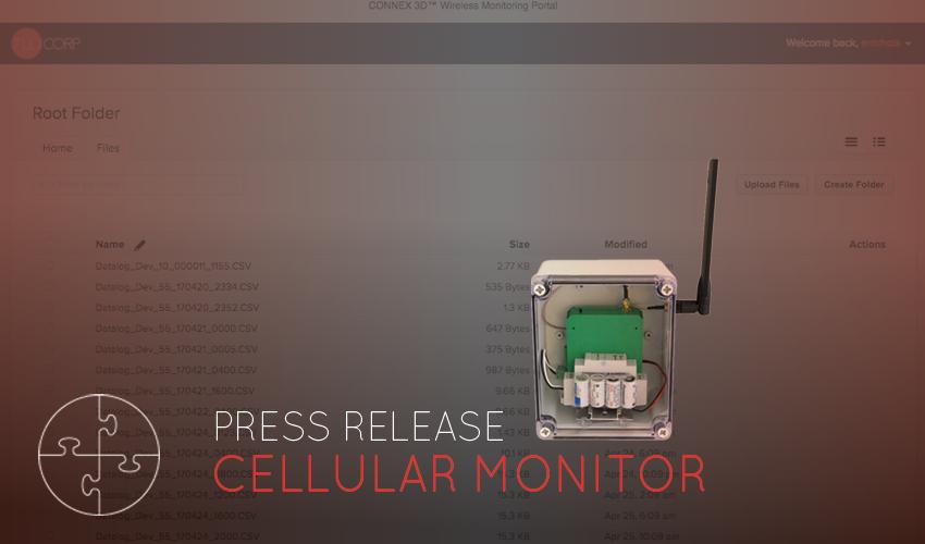 CONNEX Wireless Cellular Monitor