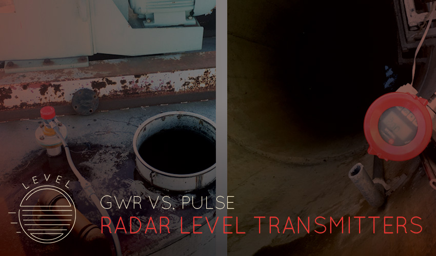 Guided Wave Radar vs. Pulse Radar Level Transmitter