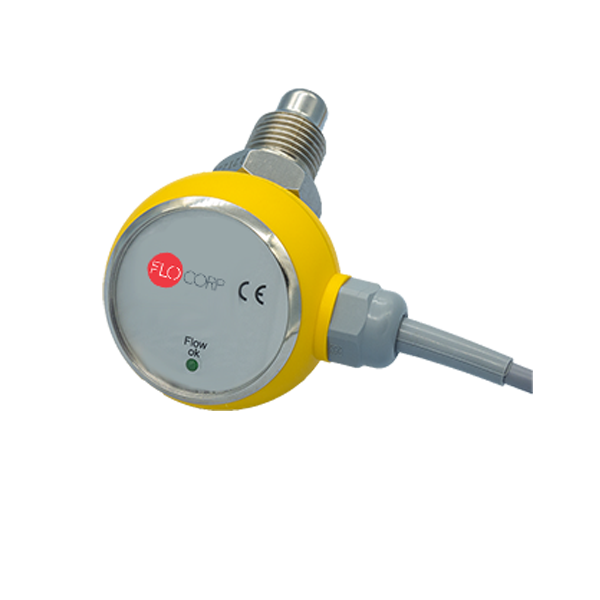 Flow and Temperature Thermal Mass Switch