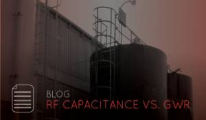 RF Capacitance vs. GWR