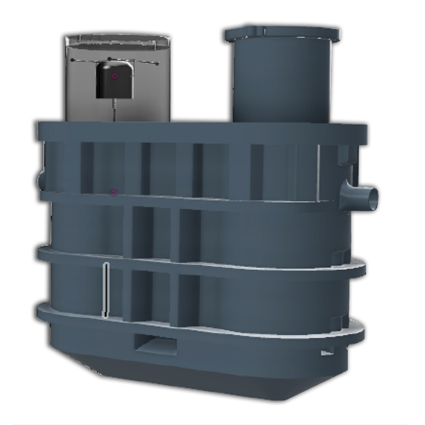IMD 3000 Interceptor Monitoring Device
